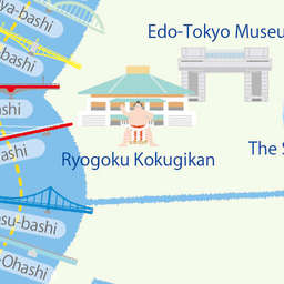 Search the timetable, fare and stops of Tokyo Cruising  General